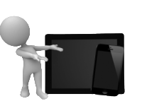 3d-with-2-devices-Transparent-background-Fotosearch_k13823929